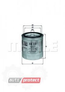 Фото 1 - MAHLE KC 22 фильтр топливный
