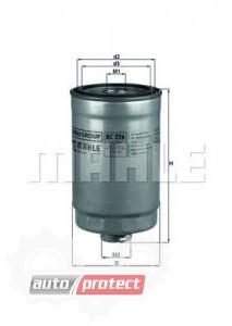 Фото 1 - MAHLE KC 226 фильтр топливный