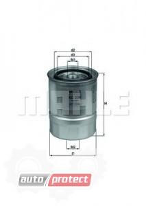 Фото 1 - MAHLE KC 236 фильтр топливный
