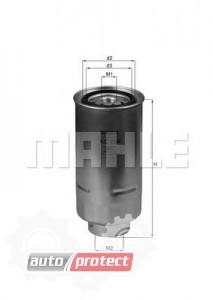 Фото 1 - MAHLE KC 239 фильтр топливный