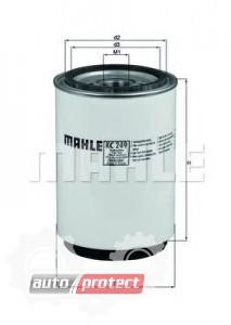 Фото 1 - MAHLE KC 249D фильтр топливный