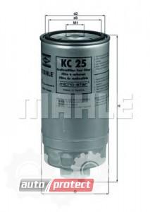 Фото 1 - MAHLE KC 25 фильтр топливный