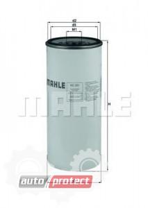 Фото 1 - MAHLE KC 251 фильтр топливный