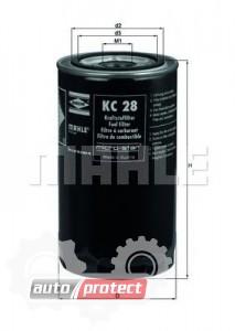 Фото 1 - MAHLE KC 28 фильтр топливный