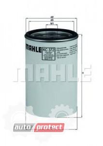 Фото 1 - MAHLE KC 372D фильтр топливный