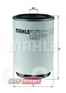 Фото 1 - MAHLE KC 378D фильтр топливный