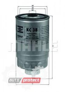 Фото 1 - MAHLE KC 38 фильтр топливный