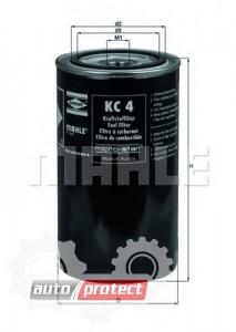 Фото 1 - MAHLE KC 4 фильтр топливный