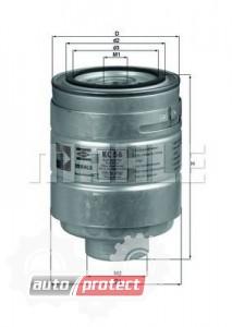 Фото 1 - MAHLE KC 56 фильтр топливный