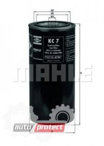 Фото 1 - MAHLE KC 7 фильтр топливный