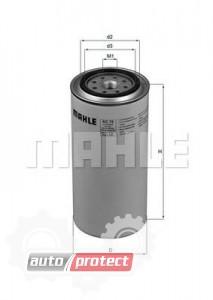 Фото 1 - MAHLE KC 75 фильтр топливный