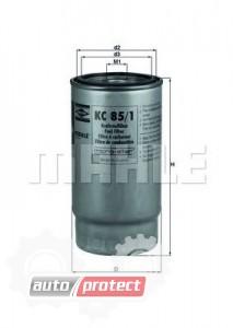 Фото 1 - MAHLE KC 85/1 фильтр топливный