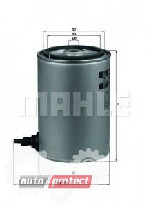 Фото 1 - MAHLE KC 87D фильтр топливный