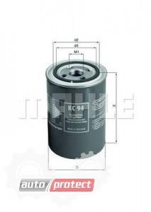 Фото 1 - MAHLE KC 94 фильтр топливный