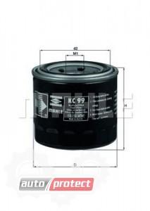 Фото 1 - MAHLE KC 99 фильтр топливный
