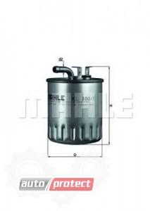 Фото 1 - MAHLE KL 100/1 фильтр топливный