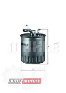 Фото 1 - MAHLE KL 100/2 фильтр топливный