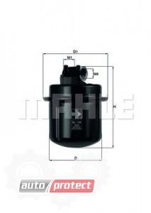 Фото 1 - MAHLE KL 109 фильтр топливный