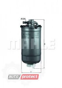 Фото 1 - MAHLE KL 157/1D фильтр топливный