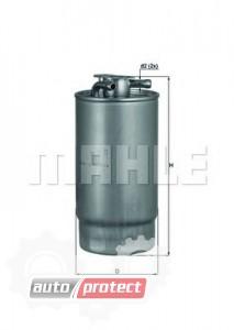 Фото 1 - MAHLE KL 160/1 фильтр топливный