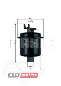 Фото 1 - MAHLE KL 185 фильтр топливный