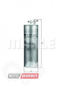 Фото 1 - MAHLE KL 229/2 фильтр топливный