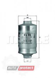 Фото 1 - MAHLE KL 25 фильтр топливный