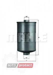 Фото 1 - MAHLE KL 28 фильтр топливный