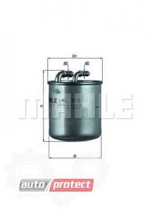 Фото 1 - MAHLE KL 313 фильтр топливный