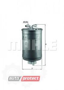 Фото 1 - MAHLE KL 41 фильтр топливный
