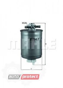 Фото 1 - MAHLE KL 410D фильтр топливный