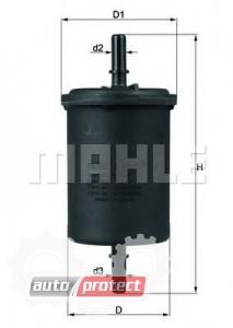 Фото 1 - MAHLE KL 416/1 фильтр топливный