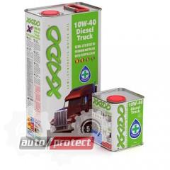 Фото 1 - XADO Масло моторное Atomic OIL Diesel Truck 10W-40