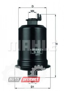 Фото 1 - MAHLE KL 435 фильтр топливный