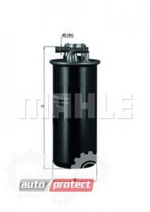 Фото 1 - MAHLE KL 454 фильтр топливный