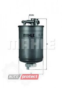 Фото 1 - MAHLE KL 476 фильтр топливный