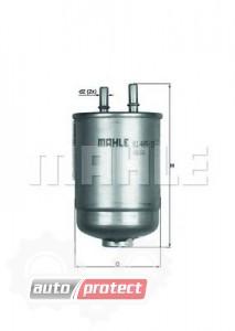 Фото 1 - MAHLE KL 485/15D фильтр топливный