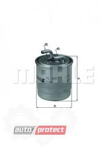 Фото 1 - MAHLE KL 490D фильтр топливный