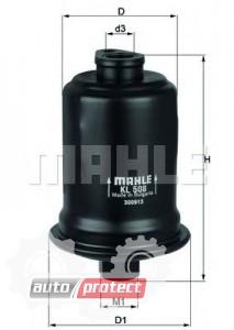 Фото 1 - MAHLE KL 508 фильтр топливный