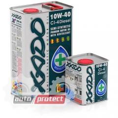 Фото 1 - XADO Моторное масло Atomic Oil 10W-40 CI-4 Diesel
