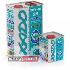 Фото 1 - XADO Моторное масло ATOMIC OIL 10W-40 SN
