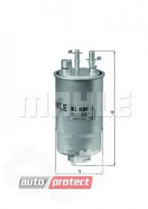 Фото 1 - MAHLE KL 630 фильтр топливный