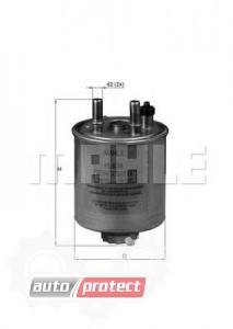 Фото 1 - MAHLE KL 638 фильтр топливный