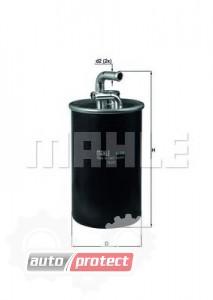 Фото 1 - MAHLE KL 775 фильтр топливный