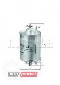 Фото 1 - MAHLE KL 82 фильтр топливный