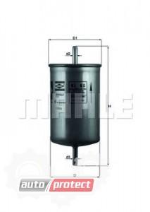Фото 1 - MAHLE KL 85 фильтр топливный