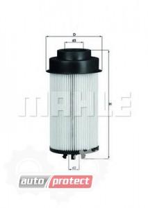 Фото 1 - MAHLE KX 181D фильтр топливный
