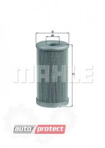 Фото 1 - MAHLE KX 185 фильтр топливный