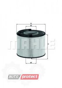 Фото 1 - MAHLE KX 192D фильтр топливный