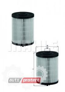 Фото 1 - MAHLE KX 200D/S фильтр топливный